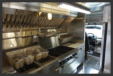 kitchen equipment used cart with butcher block top build a food truck | buy custom trucks for sale ...