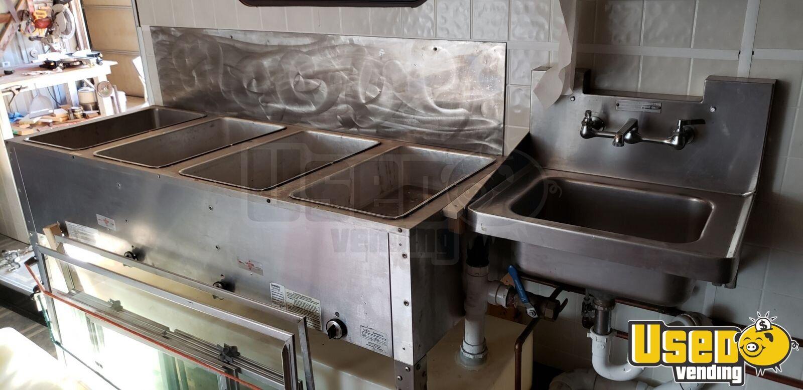 Wells Cargo Mobile Rotisserie Trailer  Rotisserie Kitchen