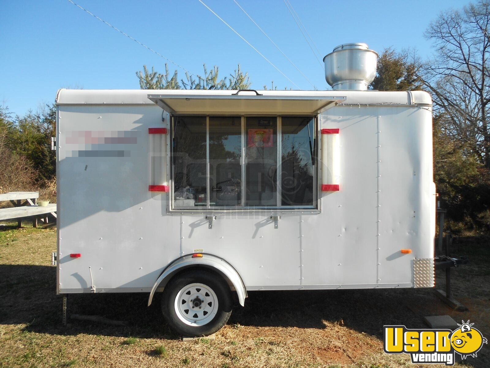 used kitchen on wheels for sale island seating horton hauler concession trailer in virginia