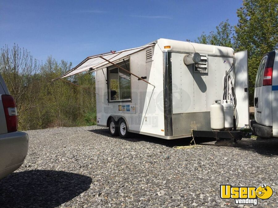 commercial kitchen equipment for sale painting ideas 8' x 16' food concession trailer | ...