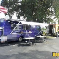 Mobile Food Kitchen For Sale Victorinox Knife Used Chevy P30 Truck In Florida |