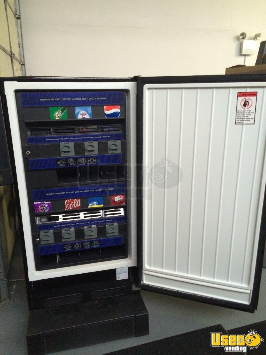 Machines Combo Vending Used