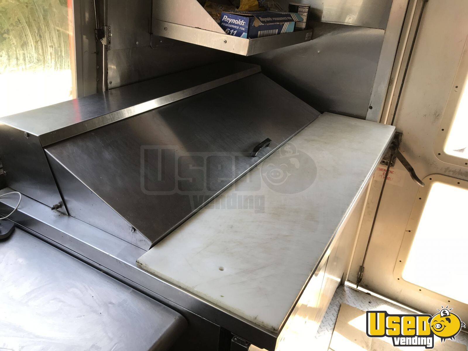 hight resolution of ford e450 food truck used mobile kitchen for sale in virginia