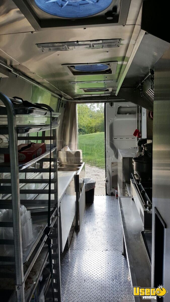 kitchen trailers white round table set mercedes sprinter food truck | mobile for sale in ...