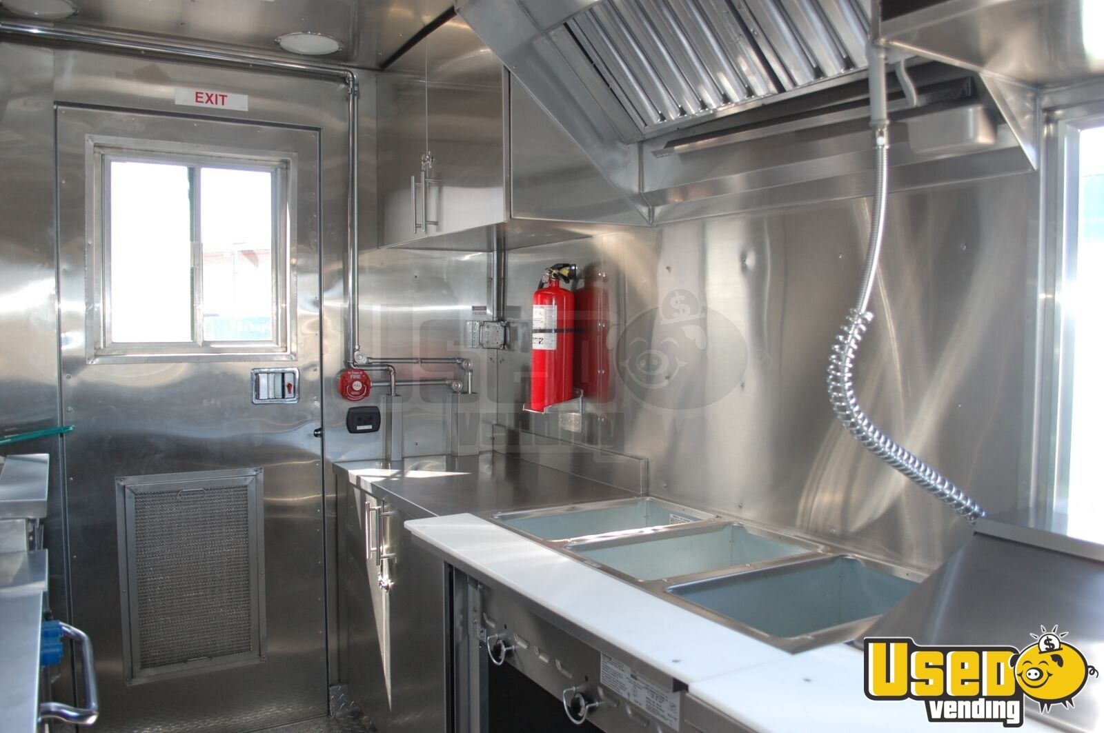 used commercial kitchen equipment buyers home depot cabinets isuzu food truck for sale indiana loaded mobile