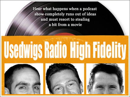 UsedWigs Radio Steals a Bit