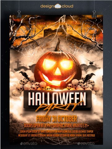 awesome-halloween-psd-party-flyer-templates-12