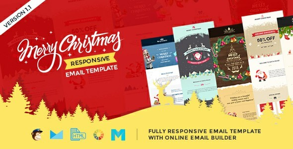 Best New Year Email Newsletter Templates For Wishes And