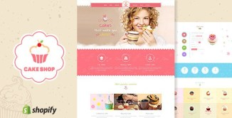 11 Best Shopify Themes for Bakeries and Coffee Shops 2017