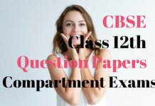 CBSE-12th-Question-Papers-Compartment-Exam