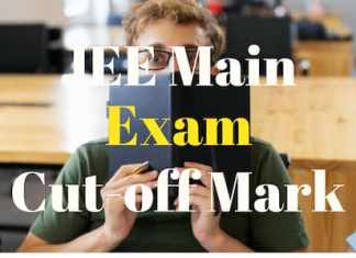 JEE Main Cut-off Mark