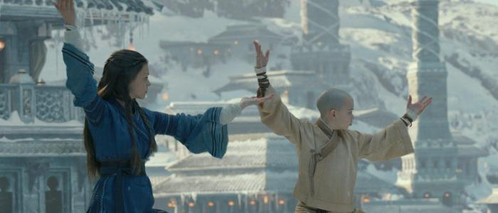 5 awards The Last Airbender won