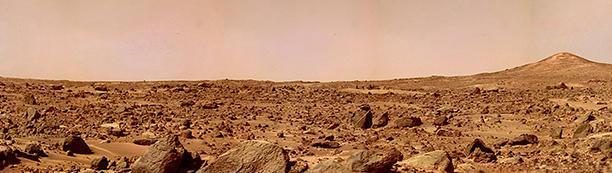 Three men sued NASA for invading Mars!