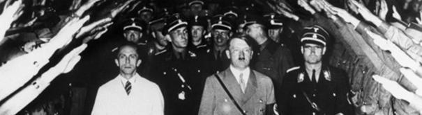 How were prisoners rendered sterile in three minutes by the Nazis