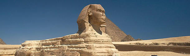 "The Plural form of the word ""sphinx"""