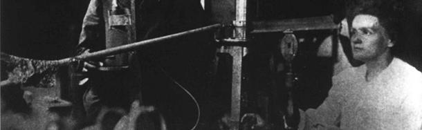 Marie Curie's research papers are still radioactive