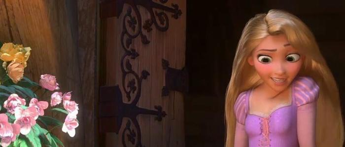 How long is Rapunzel' s hair?