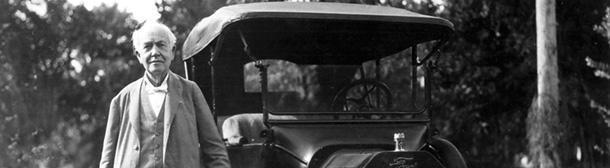 Thomas Edison taught his wife secret code