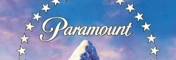 How many stars are there in the Paramount Studios logo?