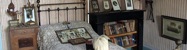 Dead soldier's bedroom remains untouched for 96 years