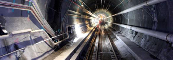The first to propose the idea of a channel tunnel