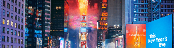 Ten things you didn't know about New Year's Eve!