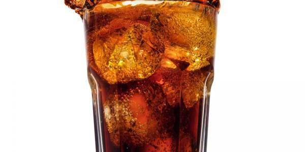 "What are the ingredients of the ""cola"" flavor?"