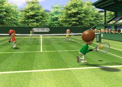 Who is the 2nd ranked Wii Tennis player in the world?