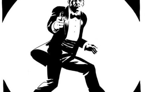 What's the attitude of the literary character James Bond towards smoking?