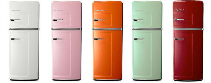 What was the purpose of construction of the first modern  refrigerator?
