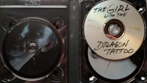"The interesting story about the original ""Girl with the Dragon Tattoo"" DVD!"