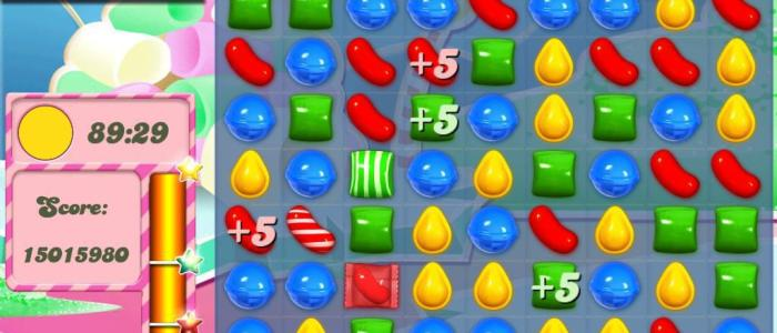 10 fun facts about Candy Crush Saga! (List)