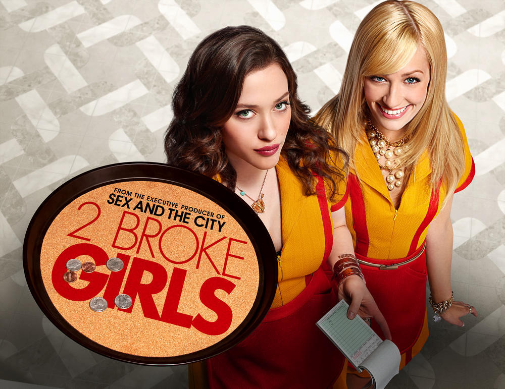 """2 Broke Girls"""": 26 fun facts about the TV series! (List) 