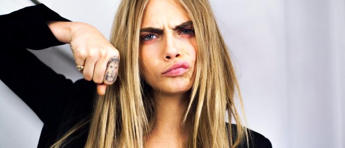 Cara Delevingne: 28 interesting facts about the model!
