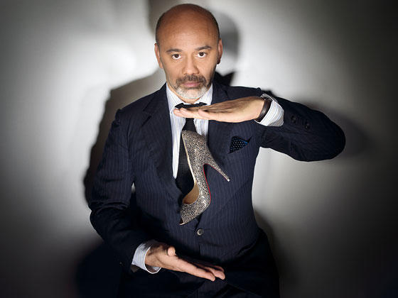 Image result for christian louboutin the man