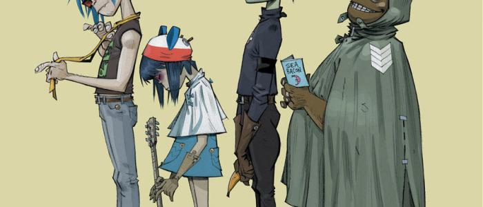 Gorillaz Trivia: 15 interesting facts about the band!