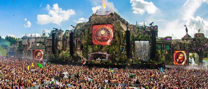 Tomorrowland Trivia: 30 fun facts about the electronic music festival!