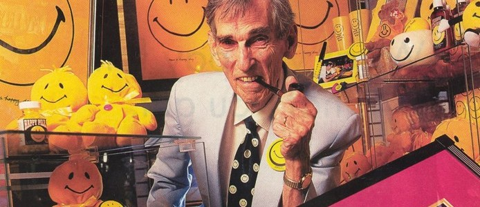 Harvey Ball Trivia: 33 facts about designer of the smiley!