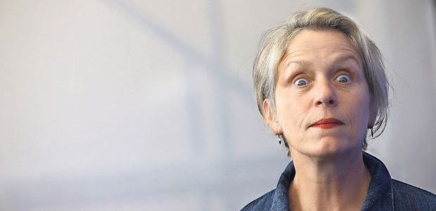 12 facts about Frances McDormand you need to check out!