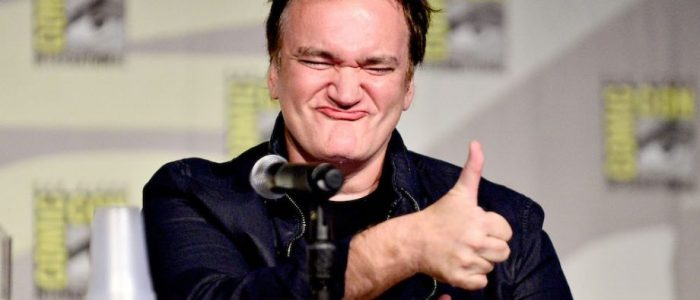18 interesting facts about Quentin Tarantino!