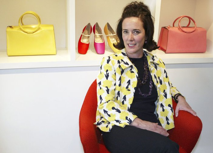 Kate Spade 20 Interesting Facts About The Fashion Designer S Life Useless Daily Facts Trivia News Oddities Jokes And More