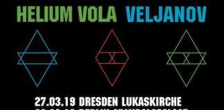 Deine Lakaien, Helium Vola, Veljanow