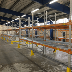Used pallet racking wanted