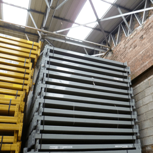 Used warehouse racking wanted