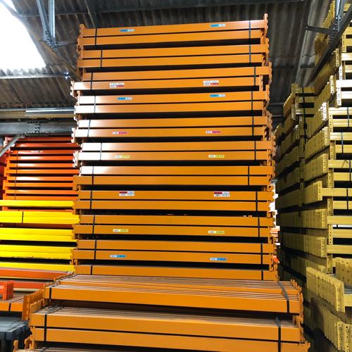 warehouse racking installation