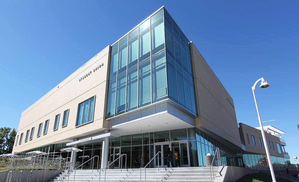 UMKC New Student Union  Kansas City MO  US