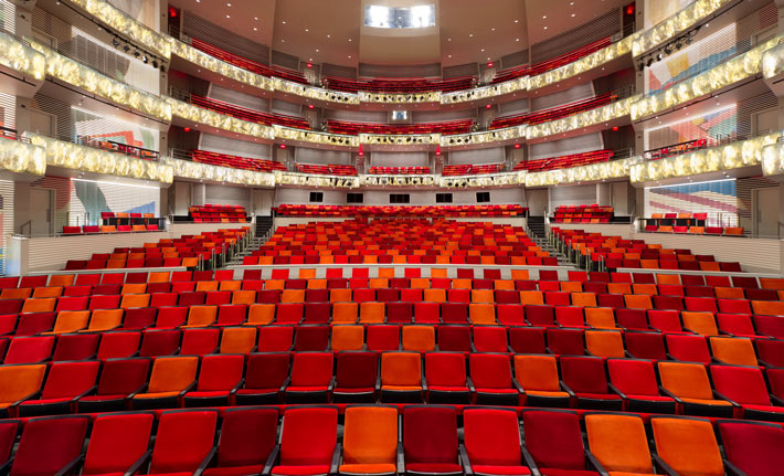 Kauffman Center for the Performing Arts  Kansas City MO  US Engineering Company