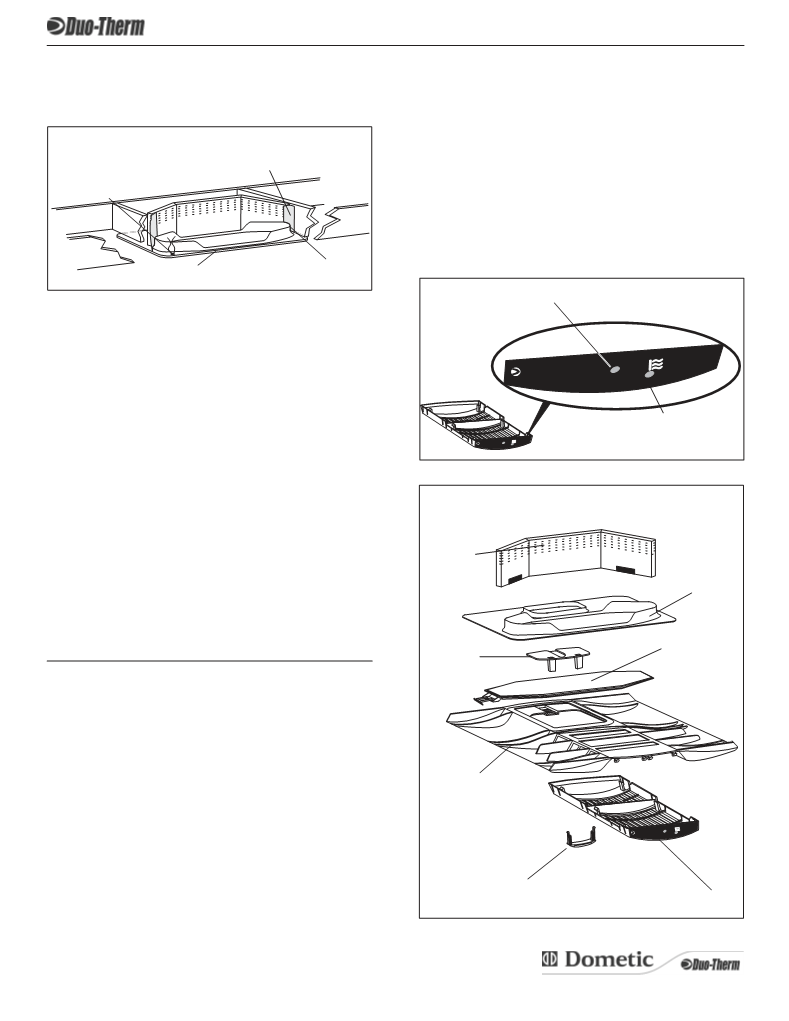 Bedienungsanleitungen Dometic