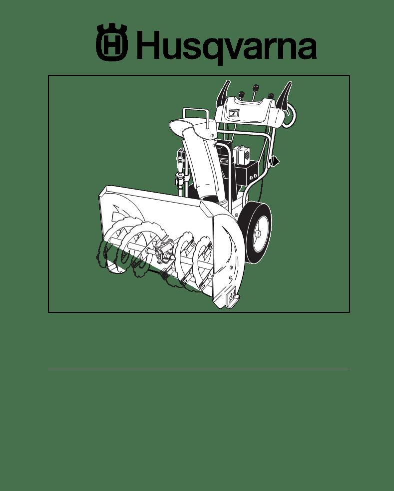 Anwendungsvorschrift Husqvarna 10530SBE
