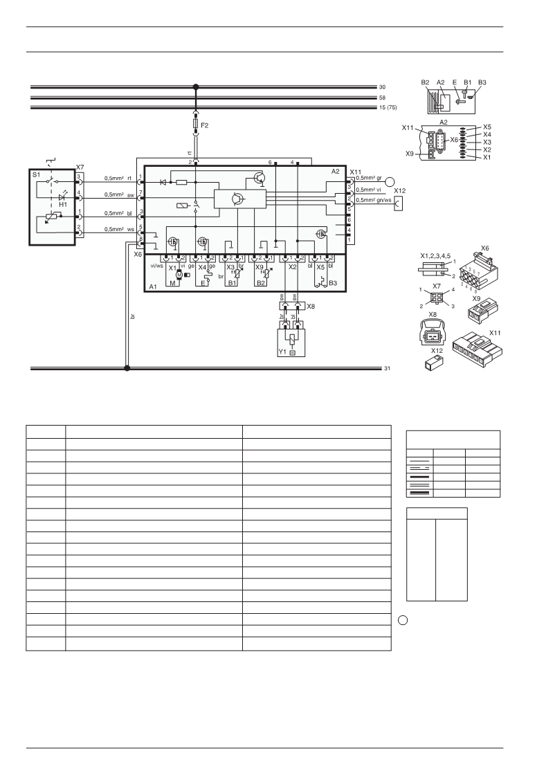 medium resolution of webasto wiring diagram 22 images